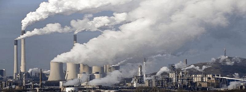 Analisi emissioni in atmosfera a Napoli
